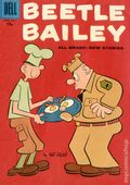 Beetle Bailey (1956-1980 Dell/King/Gold Key/Charlton) 14-15C