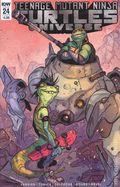 Teenage Mutant Ninja Turtles Universe (2016 IDW) 24B
