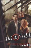 X-Files Case Files Hoot Goes There (2018 IDW) 1A