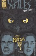 X-Files Case Files Hoot Goes There (2018 IDW) 1B