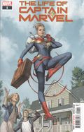 Life of Captain Marvel (2018) 1A