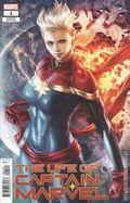 Life of Captain Marvel (2018) 1B