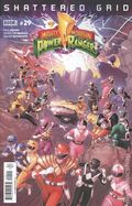 Mighty Morphin Power Rangers (2016 Boom) 29
