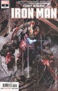 Tony Stark Iron Man (2018) 2A