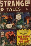 Strange Tales (1951-1976 1st Series) UK Edition 92UK
