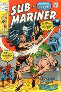 Sub-Mariner (1968) UK Edition 40UK