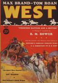 West (1926-1953 Doubleday) Pulp Vol. 36 #3