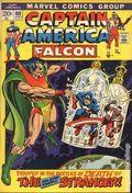 Captain America (1968 1st Series) National Diamond 150NDS