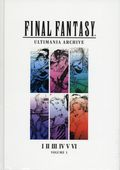 Final Fantasy Ultimania Archive HC (2018 Dark Horse) 1-1ST