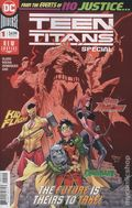 Teen Titans Special (2018 DC) 1B