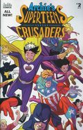 Archies Superteens vs. Crusaders (2018 Archie) 2A