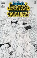 Archies Superteens vs. Crusaders (2018 Archie) 2B