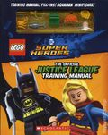 LEGO DC Super Heroes The Official Justice League Training Manual SC (2018 Scholastic) 1-1ST