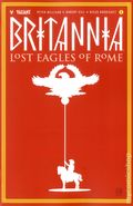 Britannia Lost Eagles of Rome (2018 Valiant) 1C
