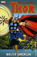 Mighty Thor TPB (2017 Marvel) By Walter Simonson 2nd Edition 4-1ST
