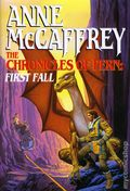 Chronicles of Pern First Fall HC (1993 Del Rey Novel) A Dragonriders of Pern Book 1-REP