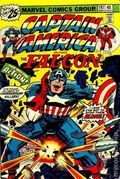 Captain America (1968 1st Series) Mark Jewelers 197MJ