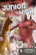 Attack on Titan Junior High GN (2014 Kodansha Digest) 5-1ST