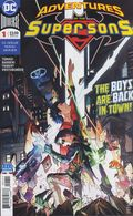 Adventures of the Super Sons (2018 DC) 1A