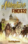 Adventure Finders TPB (2018 Antarctic Press) 1-1ST