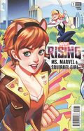 Marvel Rising Ms Marvel Squirrel Girl (2018) 1C