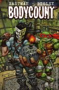 Bodycount HC (2018 Top Shelf) Teenage Mutant Ninja Turtles 1-1ST