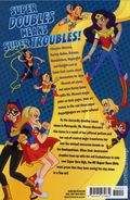 DC Super Hero Girls: Out of the Bottle GN (2018 DC) 1-1ST