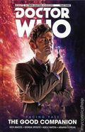 Doctor Who Facing Fate HC (2017- Titan Comics) The Tenth Doctor Adventures Year Three 3-1ST