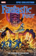 Fantastic Four The Coming of Galactus TPB (2018 Marvel) Epic Collection 1-1ST