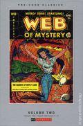 Pre-Code Classics: Web of Mystery HC (2018 PS Artbooks) 2-1ST
