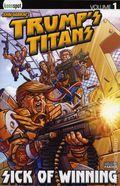 Trump's Titans TPB (2018 Keenspot) 1-1ST