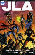 JLA TPB (2011-2016 DC) Deluxe Edition 3-REP