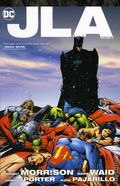 JLA TPB (2011-2016 DC) Deluxe Edition 4-REP