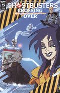 Ghostbusters Crossing Over (2018 IDW) 5A