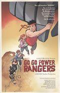 Go Go Power Rangers (2017 Boom) 12LE