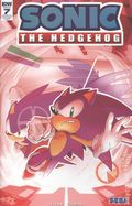 Sonic The Hedgehog (2018 IDW) 7SDCC