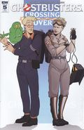 Ghostbusters Crossing Over (2018 IDW) 5RI