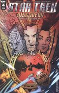Star Trek Discovery Succession (2018 IDW) 4A