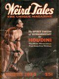 Weird Tales (1923-1954 Popular Fiction) Pulp 1st Series Vol. 3 #3