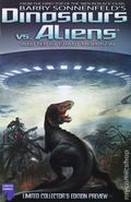 Dinosaurs vs. Aliens (2012 Liquid Comics) Limited Collector's Edition Preview 1