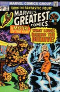 Marvel's Greatest Comics (1969) Mark Jewelers 49MJ