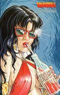 Vampirella Mastervisions Art Card (1996) 11