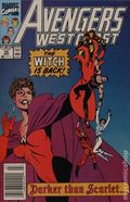 Avengers West Coast (1985) Mark Jewelers 56MJ