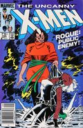 Uncanny X-Men (1963 1st Series) Canadian Price Variant 185