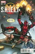 SHIELD (2014 Marvel 4th Series) 1J