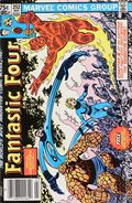Fantastic Four (1961 1st Series) Canadian Price Variant 252