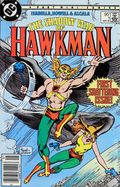 Hawkman (1986 2nd Series) Canadian Price Variant 1
