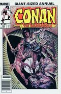 Conan the Barbarian (1970) Annual Canadian Price Variant 10