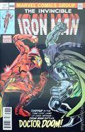 Invincible Iron Man (2017 4th Series) 593B