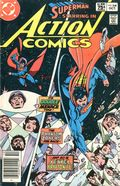 Action Comics (1938 DC) Canadian Price Variant 548